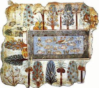Il giardino dell 39 antico egitto il giardino delle esperidi - Il giardino dell artemisia ...